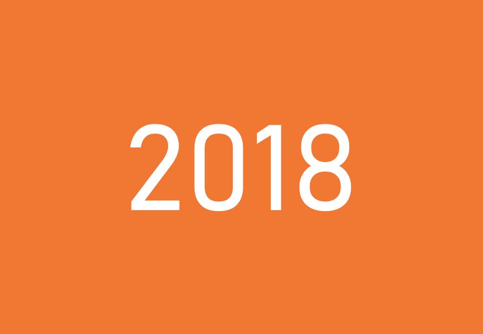 Le GnDVF vous souhaite une belle année 2018